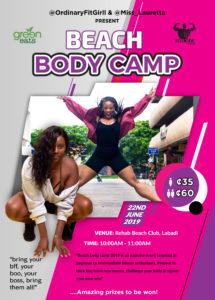 Beach Body Camp