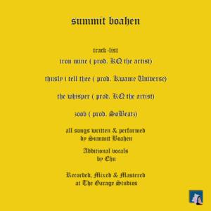 Summit Boahen