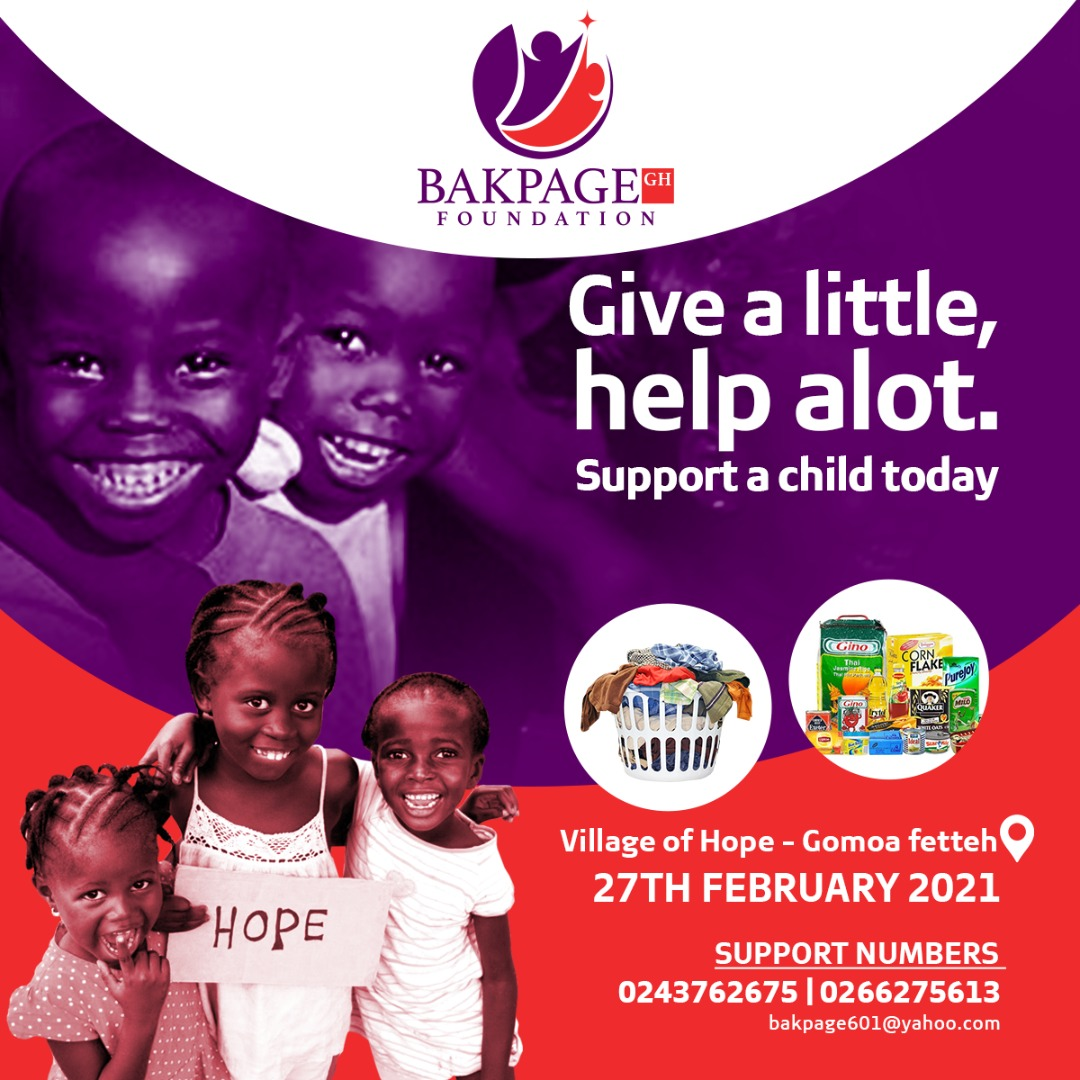 Bakpage Gh Foundation