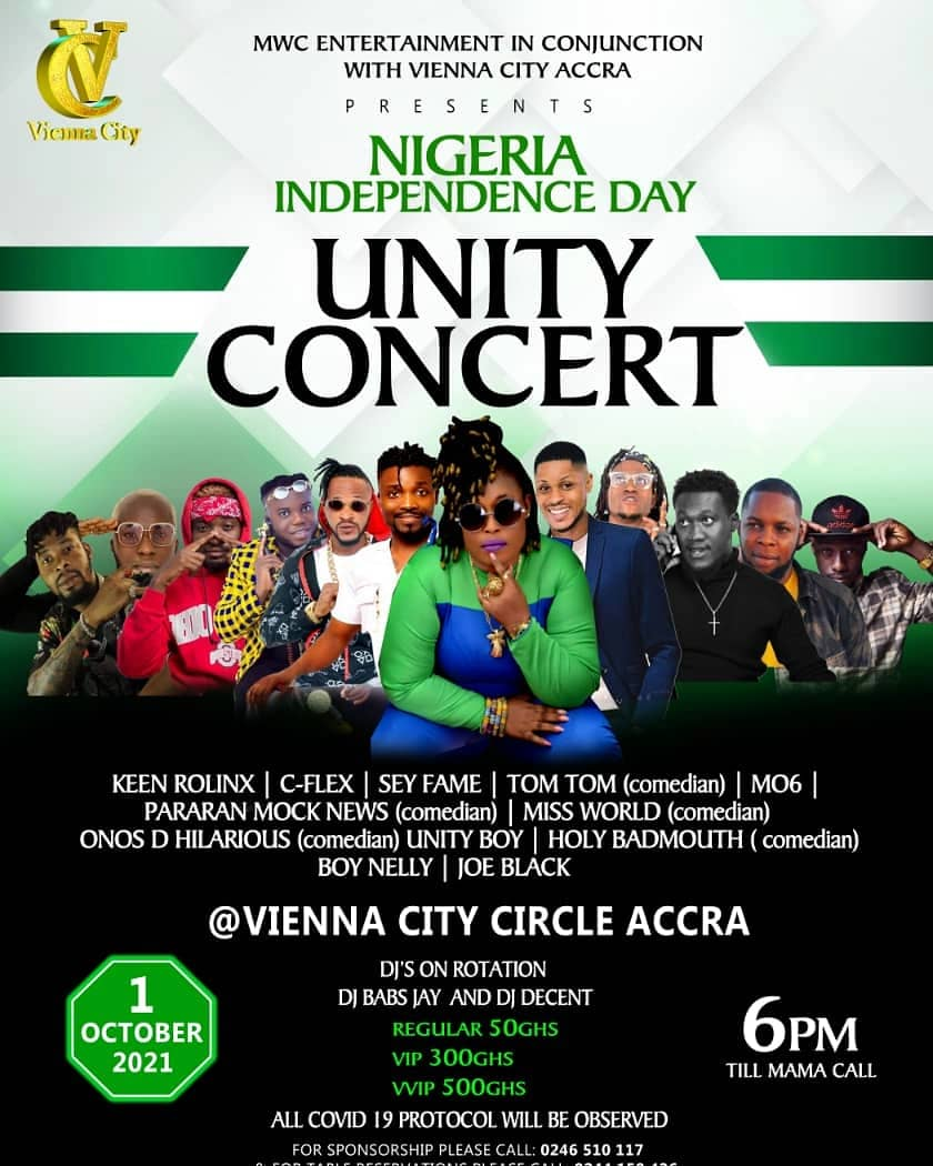Naija Unity Concert